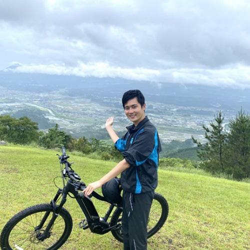 画像1: 宮崎県えびの市 絶景の宝庫でサイクリングを満喫!