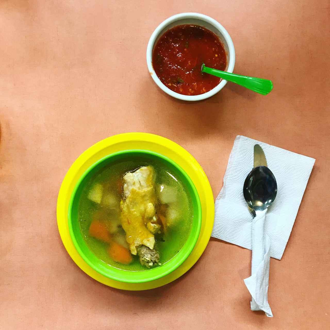 画像4: フードエッセイスト・平野紗季子の「また食べたい、旅の朝ごはん」