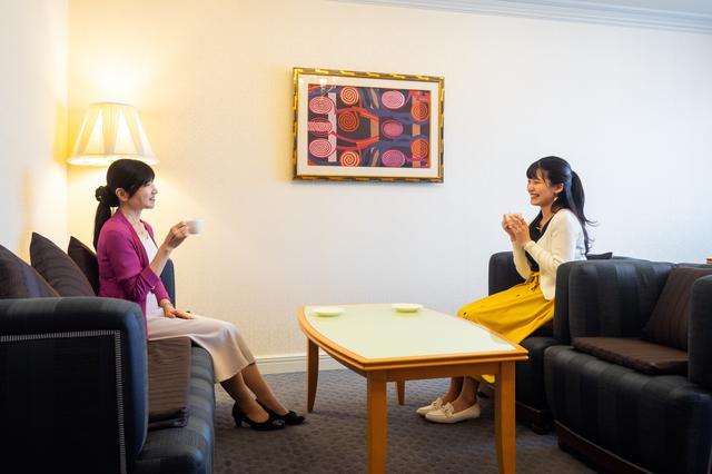 画像2: 「ホテル日航奈良」で憧れのスイートルームに宿泊