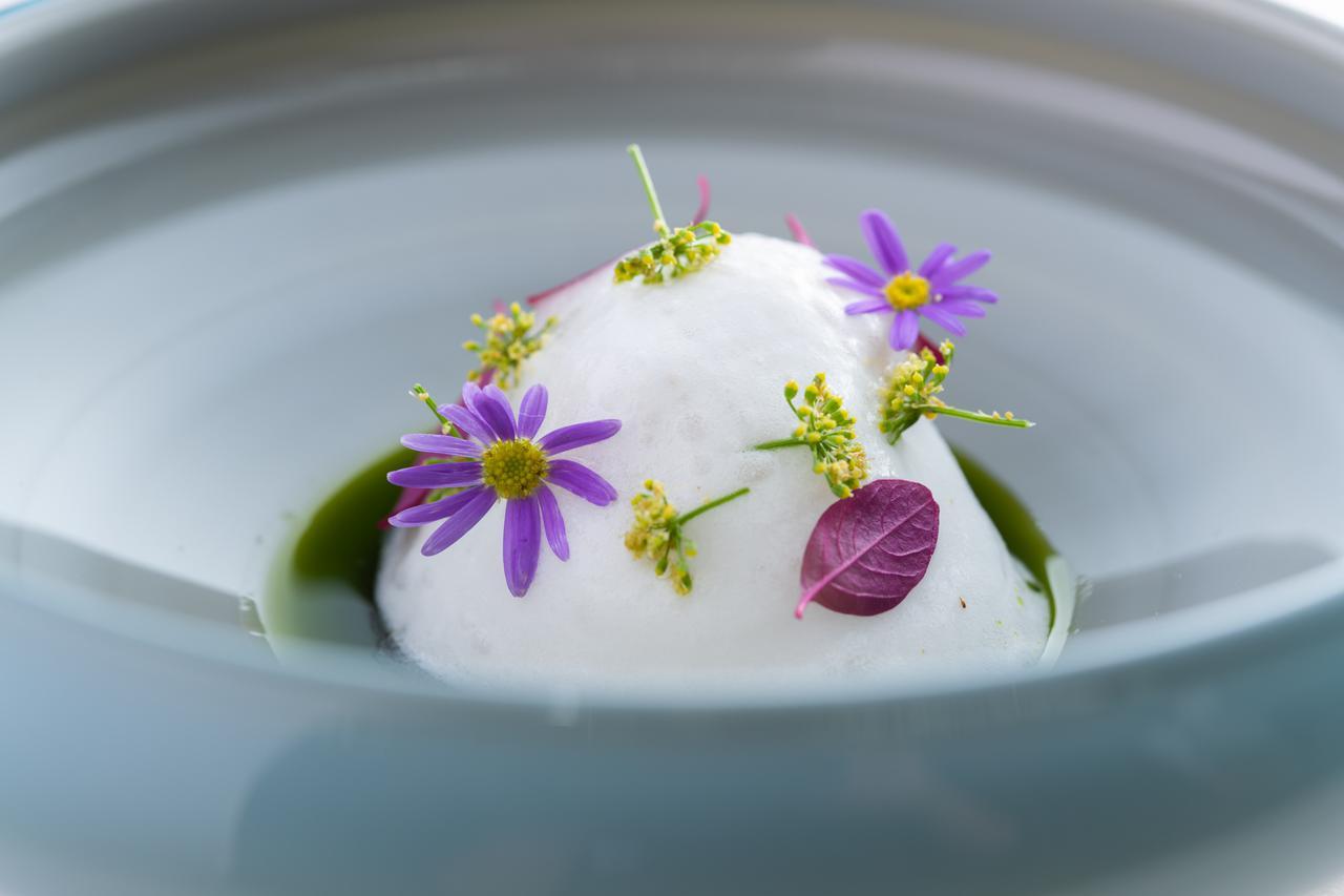 画像2: 「仏蘭西料理 La Terrasse」で古都を感じるフレンチディナー