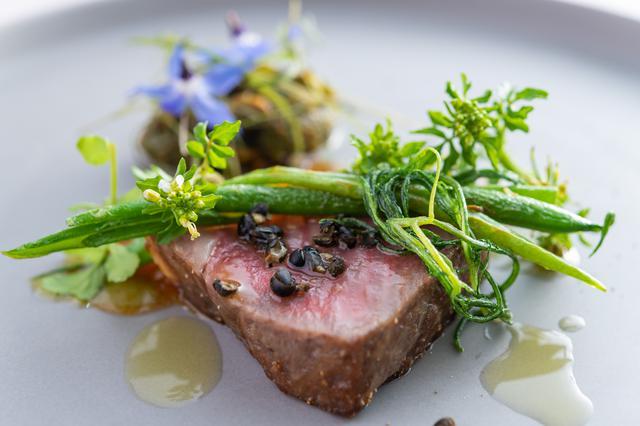 画像3: 「仏蘭西料理 La Terrasse」で古都を感じるフレンチディナー
