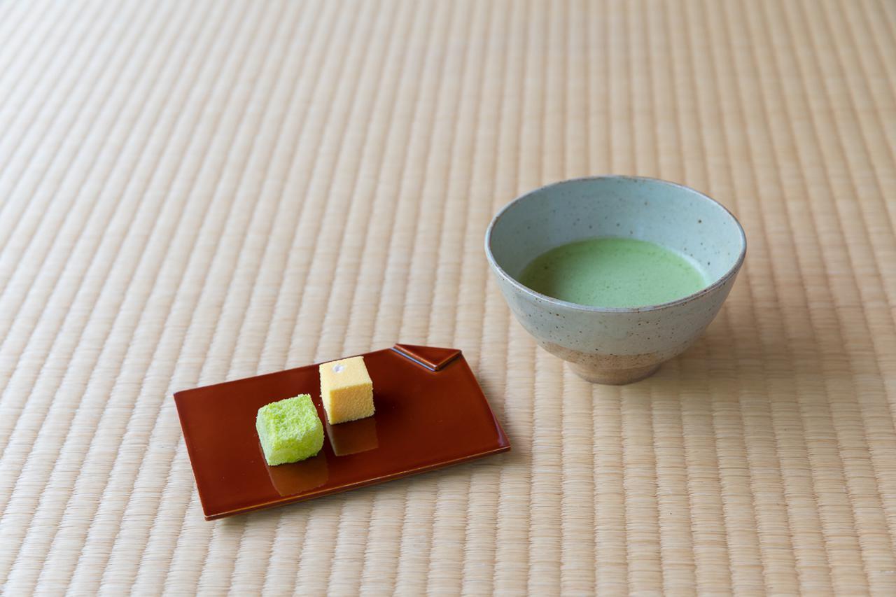 """画像2: 絶妙な""""塩梅""""の和菓子の味こそ、松江の茶の湯"""