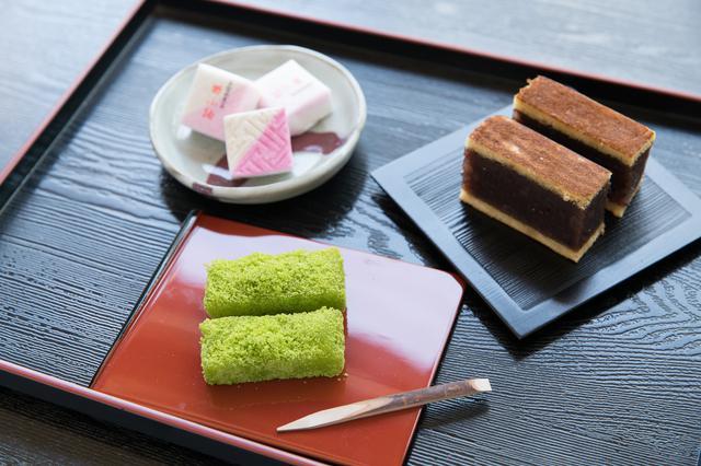 画像3: 市内でもっとも歴史ある和菓子店「一力堂」で辿る文化