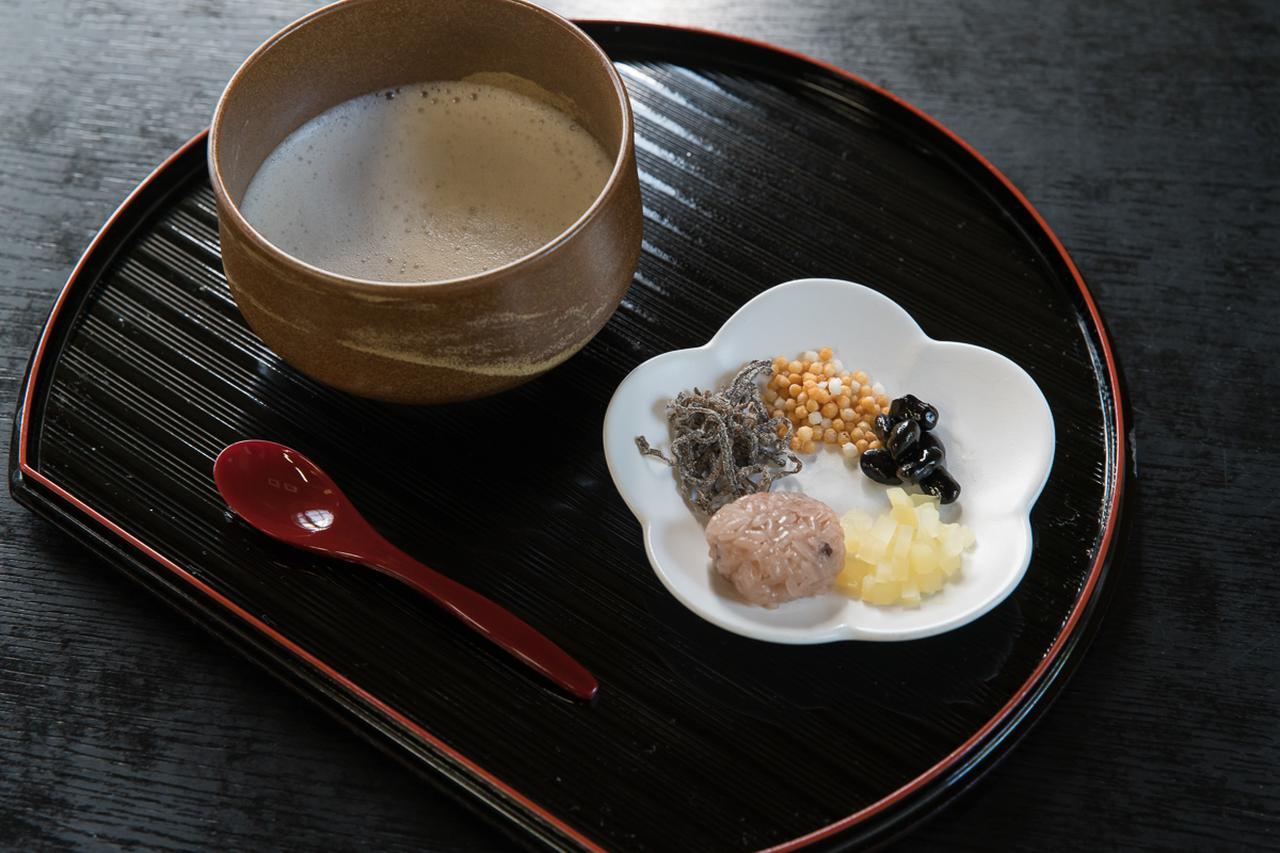 画像3: 茶の湯文化を今に伝える食事「ぼてぼて茶」