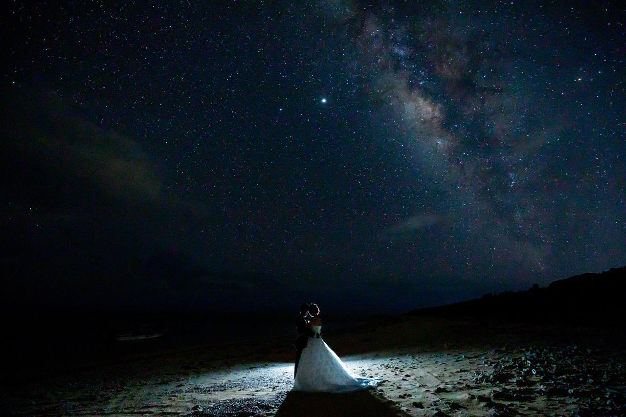 画像: 白保海岸:日本初の「星空保護区」に指定された石垣島。88ある星座のうち、84の星座を観測することができます