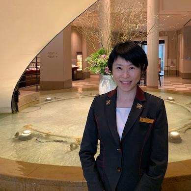 画像: ホテル日航金沢 小島久枝さん