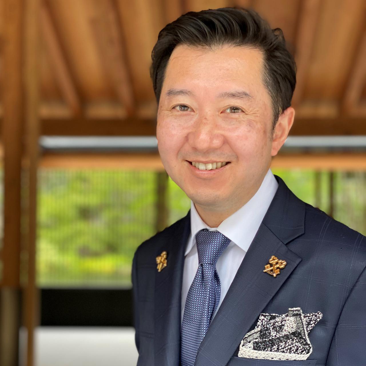 画像: ROKU KYOTO, LXR Hotels & Resorts 田中英司さん