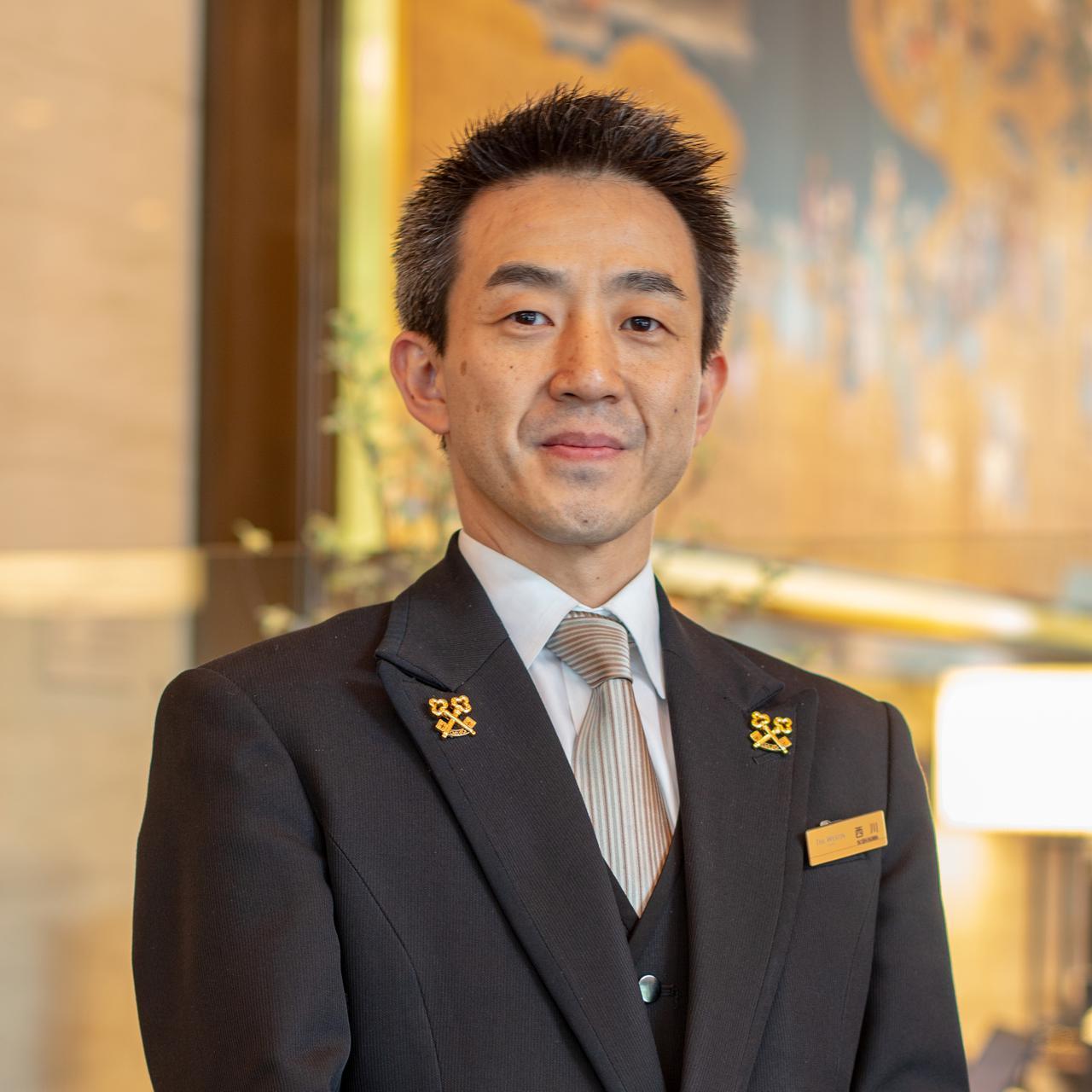 画像: ウェスティンホテル大阪 西川和良さん