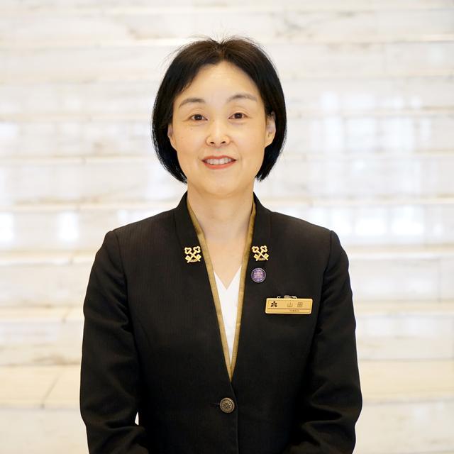 画像: ホテル日航プリンセス京都 山田裕美さん