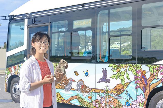 画像3: 「生態系を守る大切さを伝えたい」ネイチャーガイドの上開地広美さん