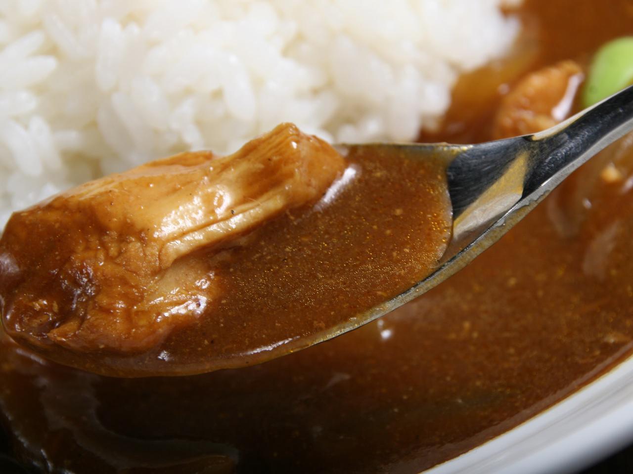 画像: 地元の中札内の鶏肉や枝豆なども高レベルゆえに、カレーの美味しさに拍車がかかる