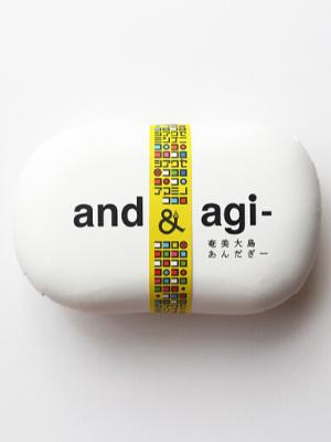 画像: andagi-小箱 6個入(540円・税込)