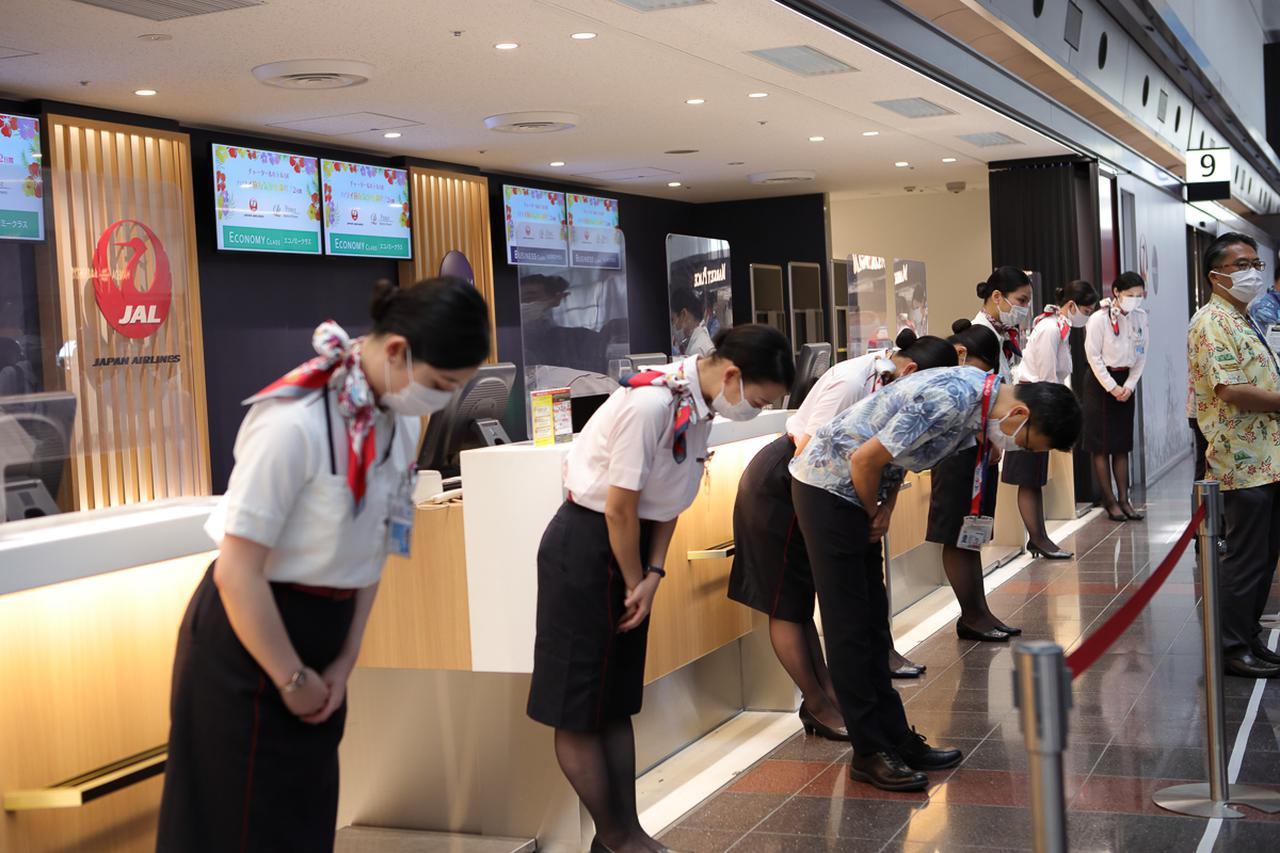 画像2: JAL史上初!東京でハワイを感じる豪華宿泊付きチャーターをレポート
