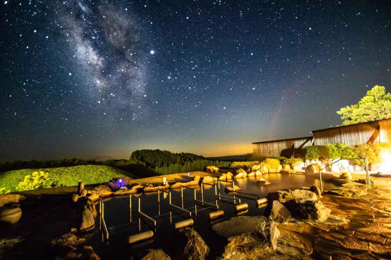 画像26: 一日中リフレッシュ。大自然と星空を満喫できるリゾートネイチャースポット