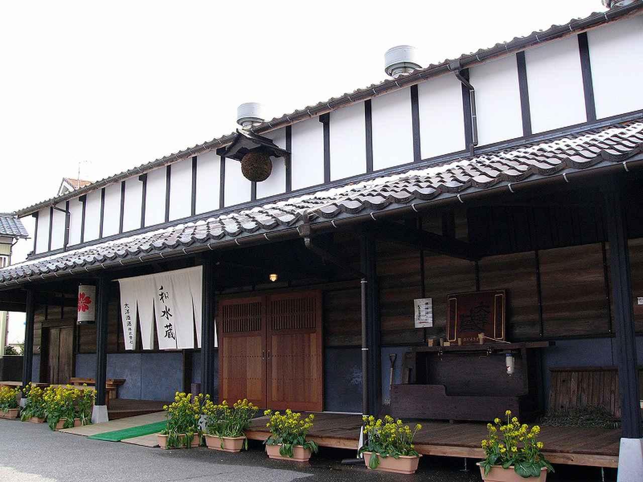 画像4: 米どころは、酒どころ。新潟の酒蔵巡りは、誰でも楽しめる日本酒の旅