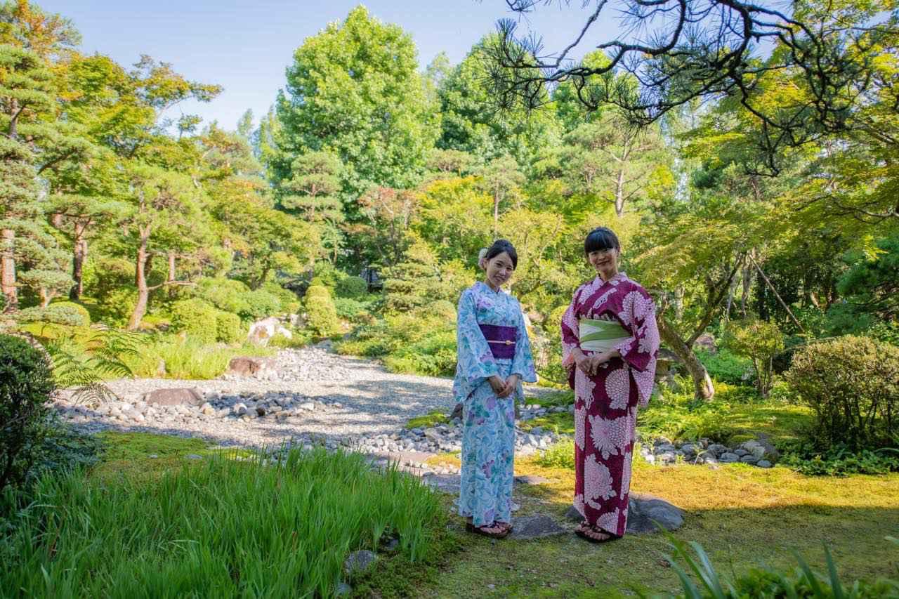 画像5: ふなぐち菊水一番しぼりの醸造元。日本酒文化と美しい日本庭園に触れる