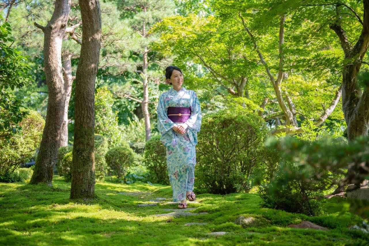 画像6: ふなぐち菊水一番しぼりの醸造元。日本酒文化と美しい日本庭園に触れる