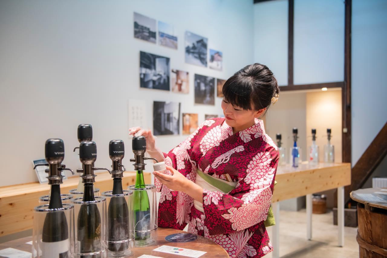 画像4: 全量純米仕込みにこだわり、常にチャレンジを続ける酒蔵を訪ねて