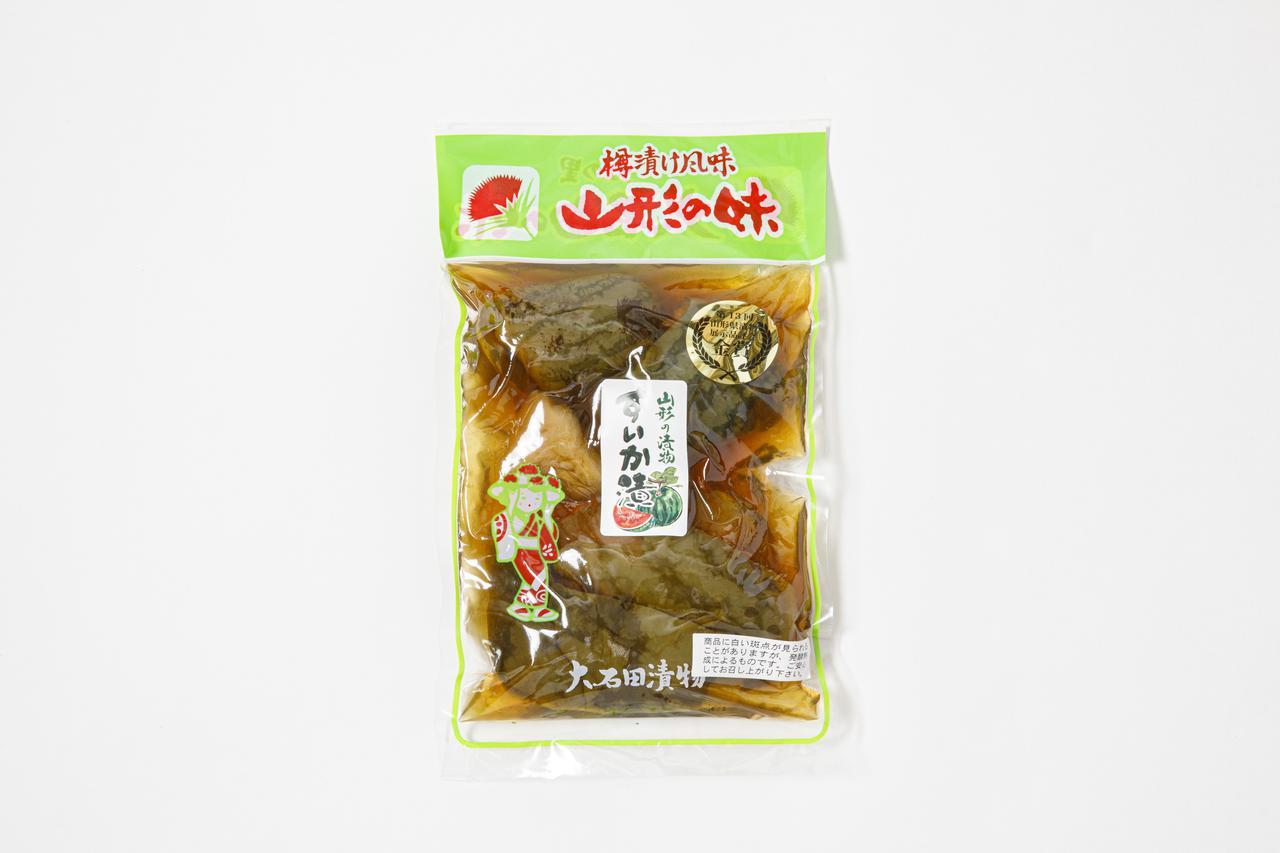 画像: 378円(税込)/販売元:大石田漬物組合