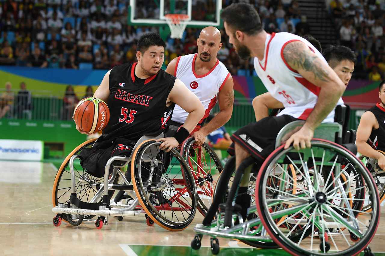 画像1: リオデジャネイロ2016パラリンピックでの香西選手 Ⓒ2016 - IPC/[ Atsushi Tomura/Getty Images Sport /] - All rights reserved  Rio 2016 Paralympic Games