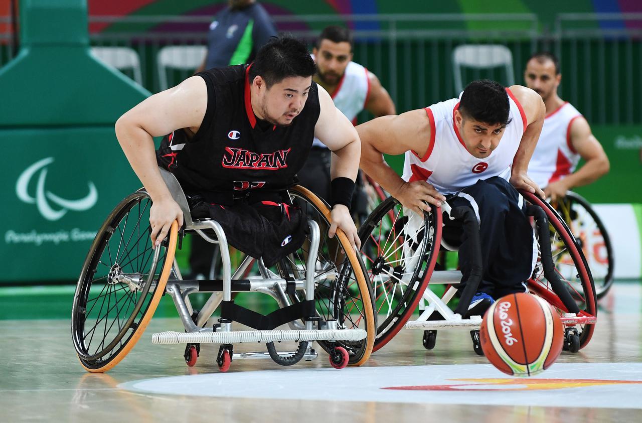 画像: リオデジャネイロパラリンピックでの香西選手 Ⓒ2016 - IPC/[ Atsushi Tomura/Getty Images Sport /] - All rights reserved  Rio 2016 Paralympic Games