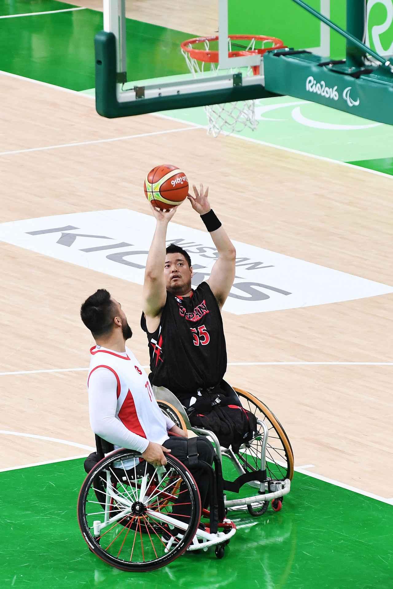 画像2: リオデジャネイロ2016パラリンピックでの香西選手 Ⓒ2016 - IPC/[ Atsushi Tomura/Getty Images Sport /] - All rights reserved  Rio 2016 Paralympic Games