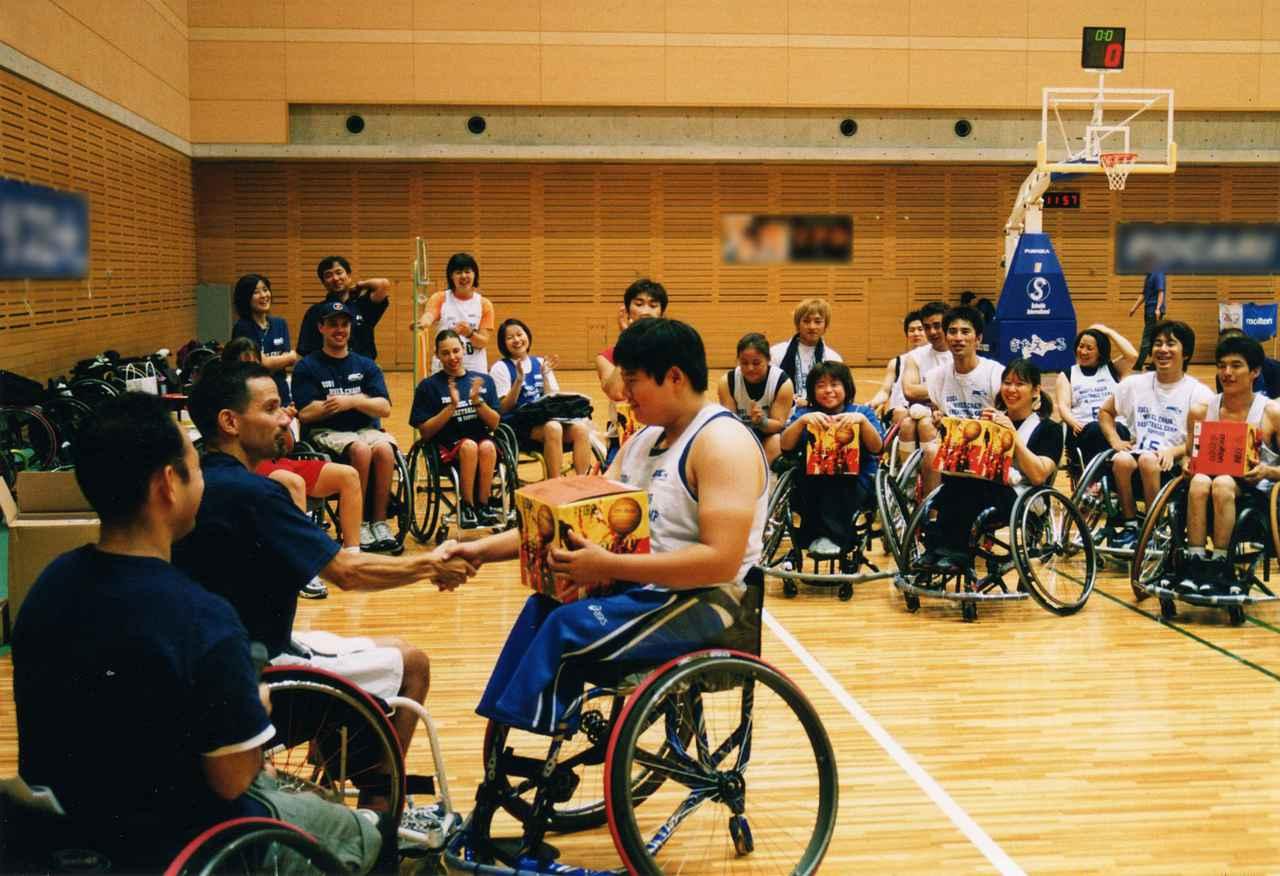 画像: 中学時代の香西選手