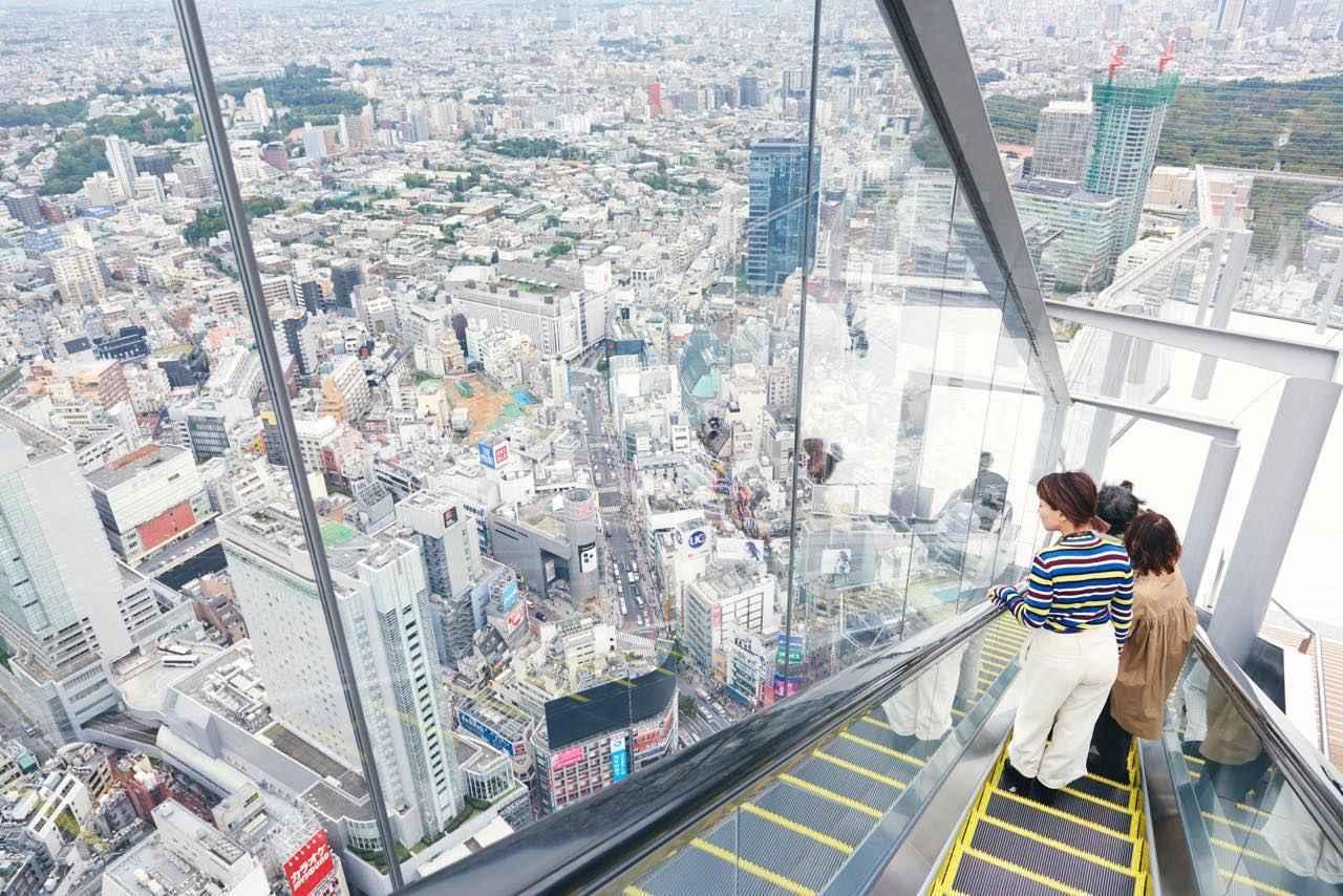 画像: 新しい東京の観光名所「渋谷スクランブルスクエア」の魅力を大解剖