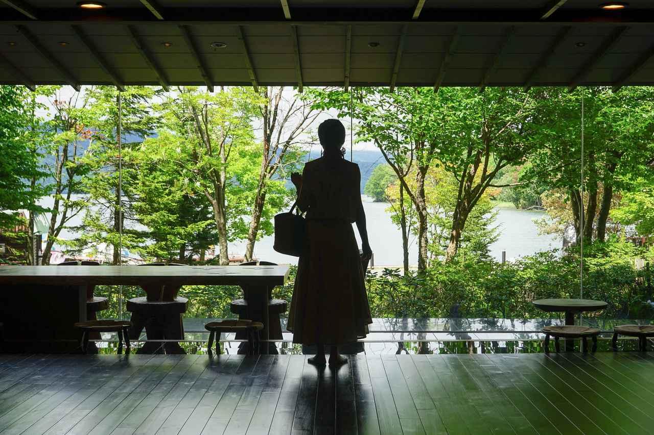 画像2: あかん鶴雅別荘 鄙の座で、阿寒湖の四季折々の風を感じる