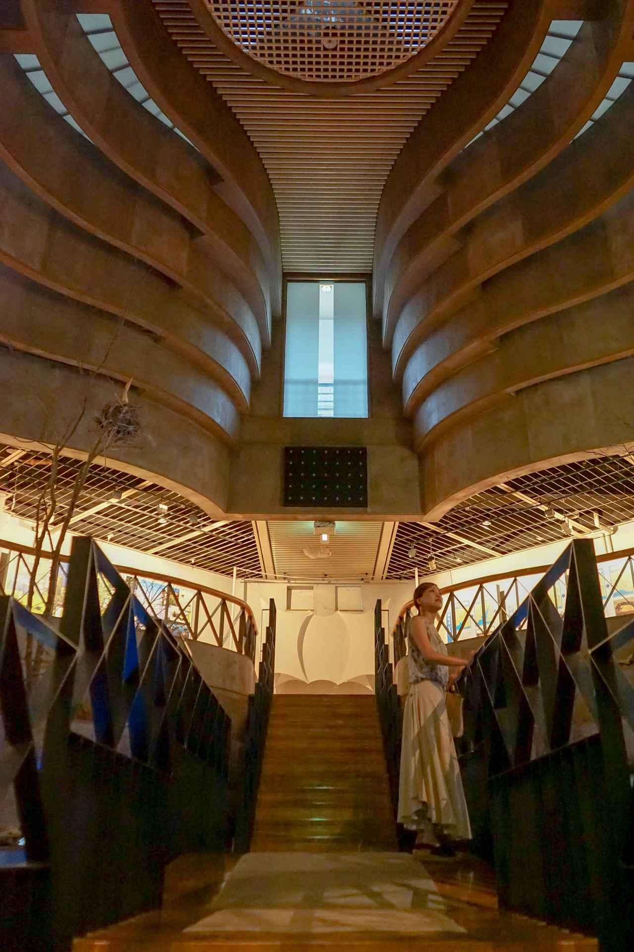 画像2: 釧路市湿原展望台で、雄大な自然景観と建築の造形美にふれる