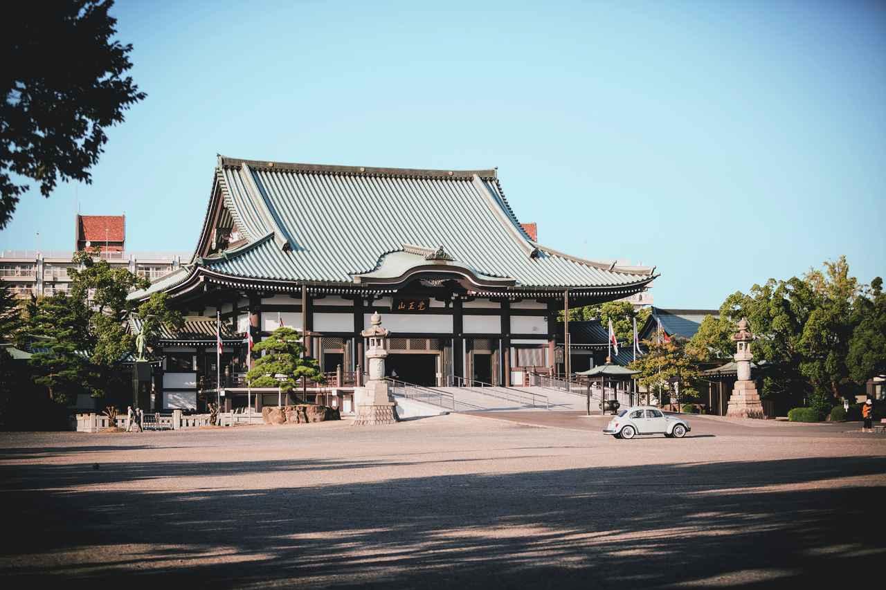 画像2: タイとの交流が感じられる「覚王山 日泰寺」