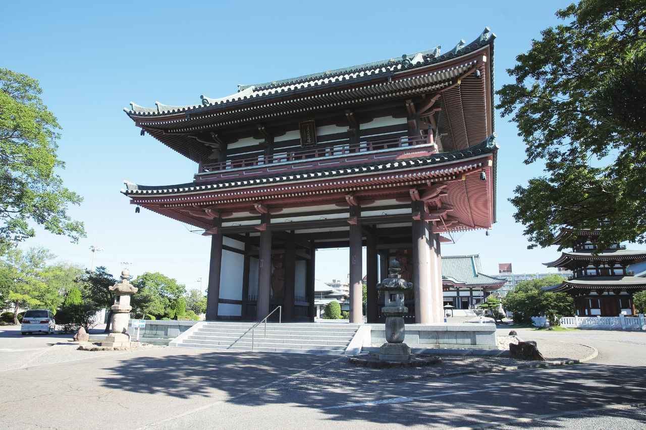 画像1: タイとの交流が感じられる「覚王山 日泰寺」