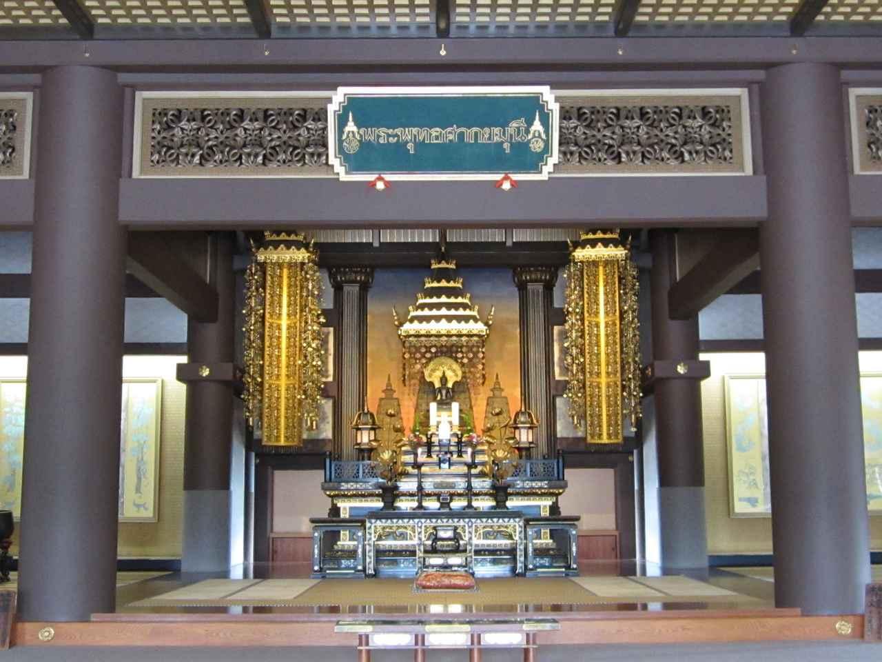 画像3: タイとの交流が感じられる「覚王山 日泰寺」