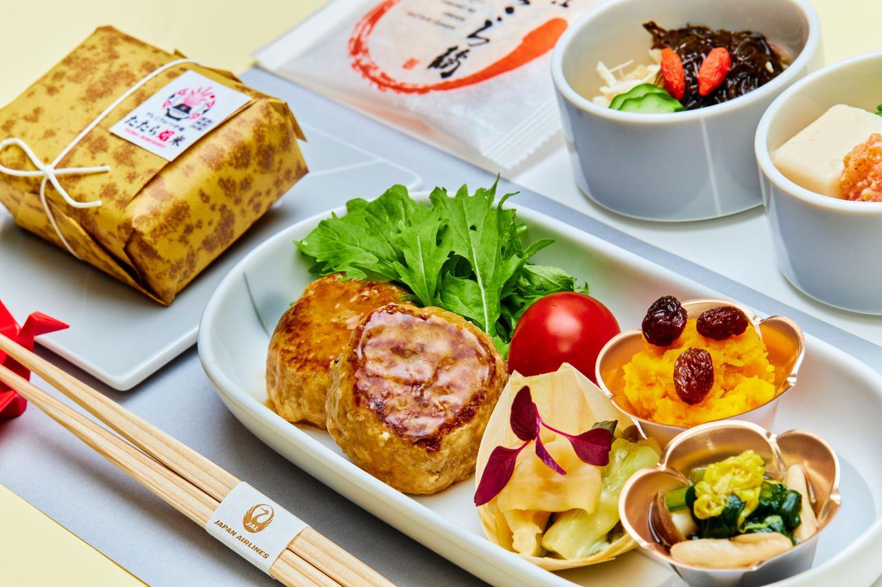 画像1: 島根の旬と美味を機内で。国内線ファーストクラス機内食づくりの舞台裏