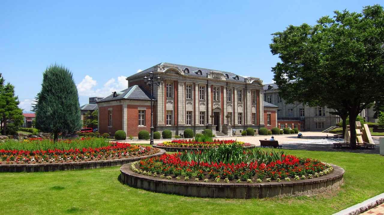 画像2: 【山形】壮麗な雰囲気はまるでイギリスの宮殿そのもの、山形県郷土館「文翔館」