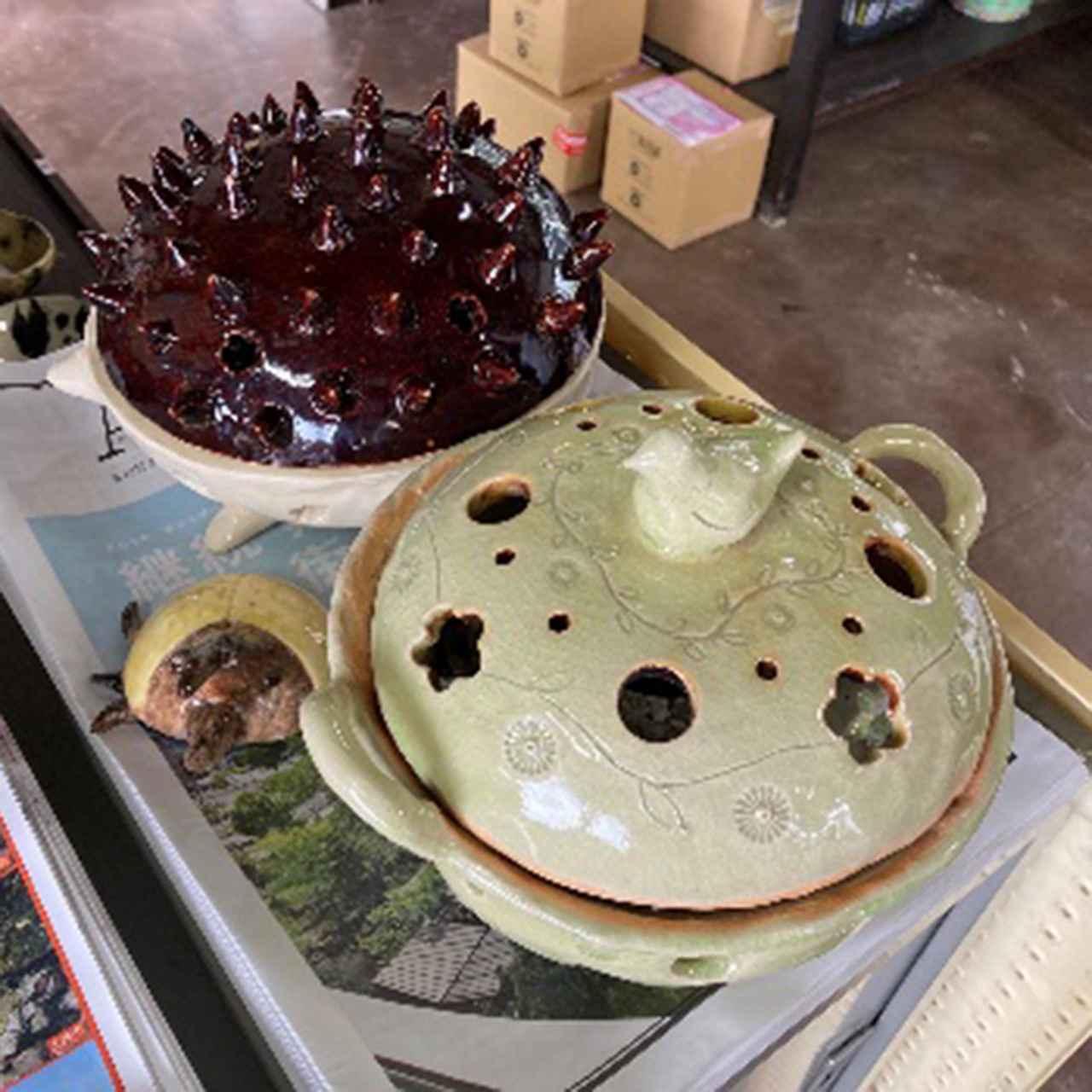 画像1: セラミックバレー美濃でお気に入りの器を見つけませんか?