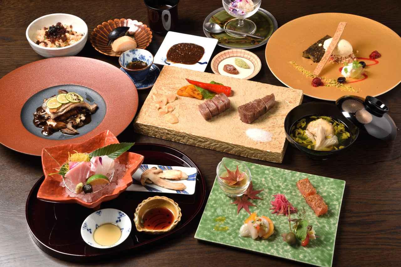 画像1: 「鉄板焼き 久璃」で出会う新しい奈良の味