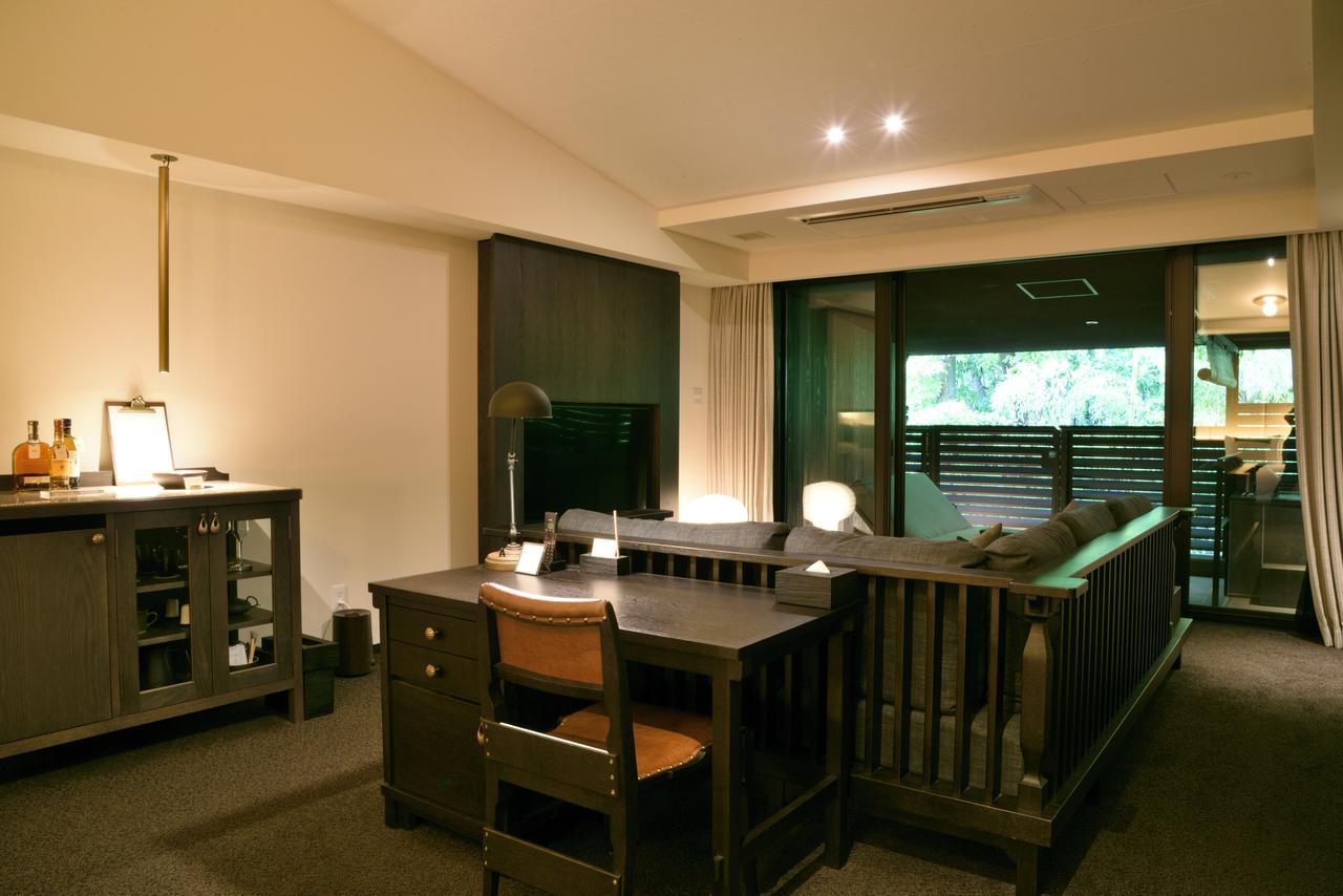 画像2: それぞれに異なるデザインが楽しめる客室