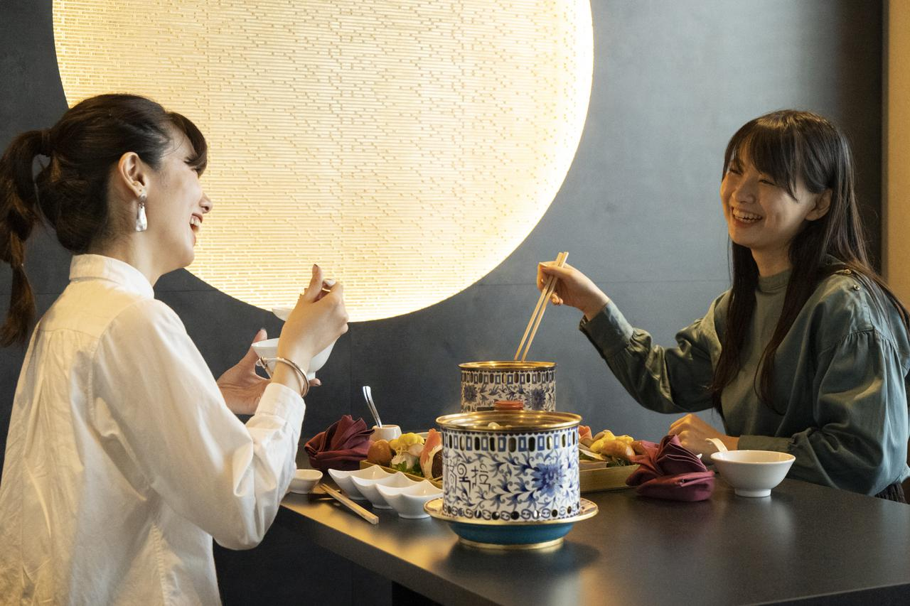 画像22: JALカードの「マイル旅」:東京の注目スポットで自分磨き女子旅編