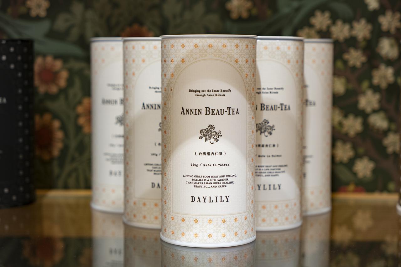 画像: 「ANNIN BEAU-TEA 台湾甜杏仁茶」3,100円(税込)。砂糖不使用ながら、杏仁自体のふんわりとした甘さと香りが口の中に広がります