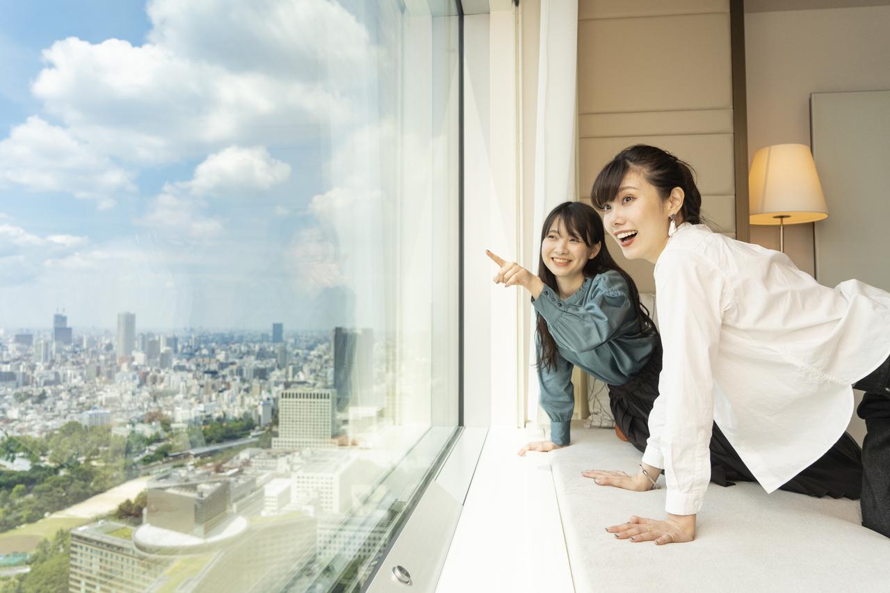 画像13: JALカードの「マイル旅」:東京の注目スポットで自分磨き女子旅編