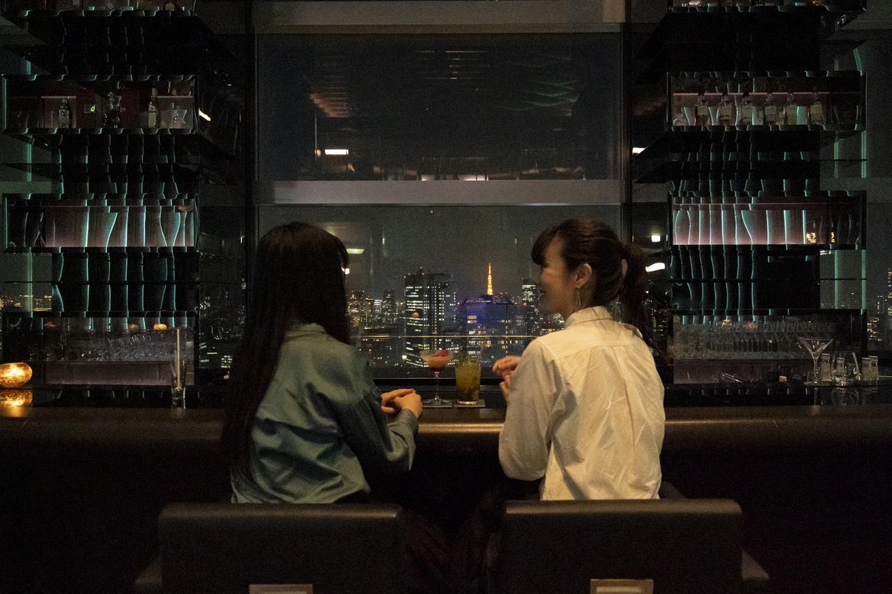 画像1: ラウンジバー「Sky Gallery Lounge Levita」で東京の夜景を一望