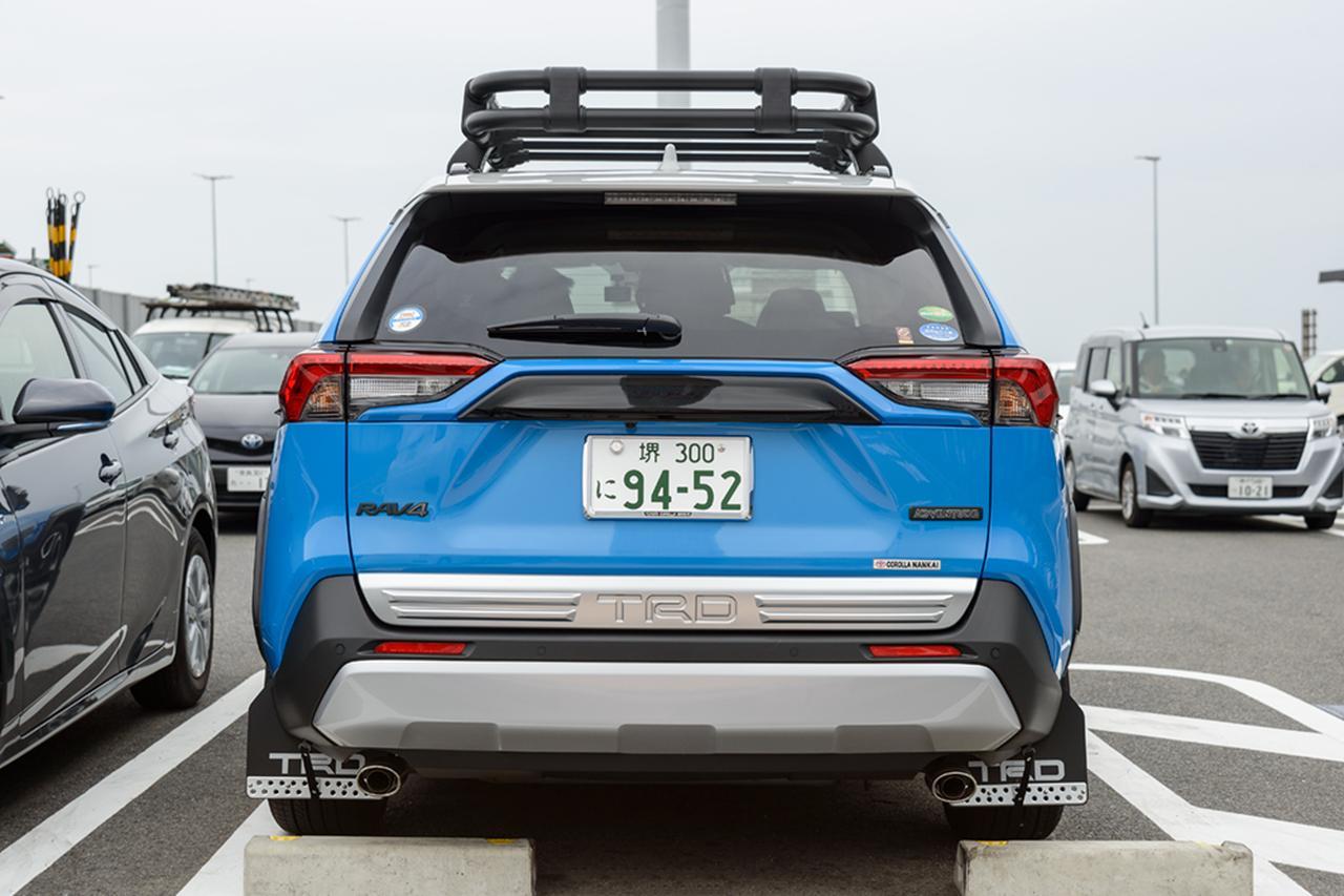 画像2: 記念すべき第一回の放送はトヨタの新型SUV「RAV4(ラブフォー)」の試乗インプレッション