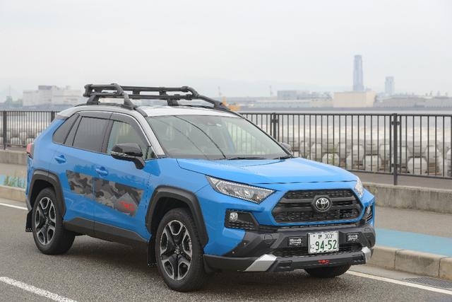 画像2: RADIO TEST DRIVE/今井優杏さんによるトヨタの新型SUV「RAV4」の試乗インプレッション後編
