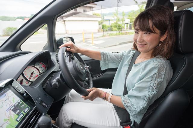 画像1: RADIO TEST DRIVE/今井優杏さんによるトヨタのVOXY GR SPORTの試乗インプレッション後編