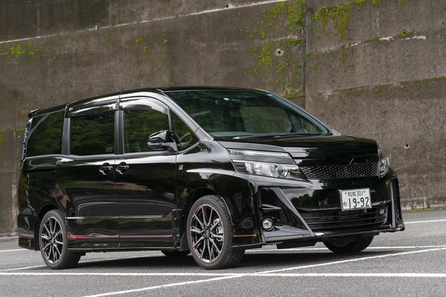 画像4: RADIO TEST DRIVE/今井優杏さんによるトヨタのVOXY GR SPORTの試乗インプレッション後編