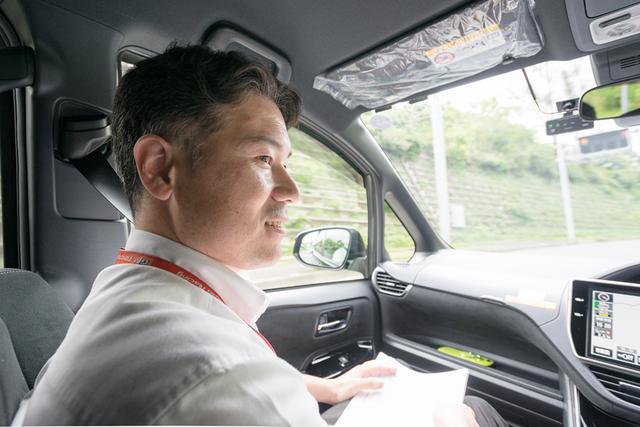 画像3: RADIO TEST DRIVE/今井優杏さんによるトヨタのVOXY GR SPORTの試乗インプレッション後編