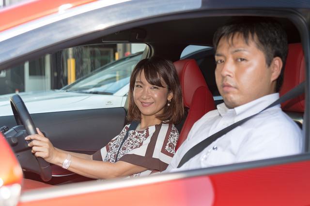 画像: RADIO TEST DRIVE/今井優杏さんによるトヨタのカローラ スポーツの試乗インプレッション ハイブリッド車編