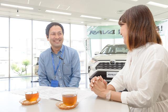 画像2: RADIO TEST DRIVE/今井優杏さんによるトヨタのシエンタの試乗インプレッション ガソリン車編
