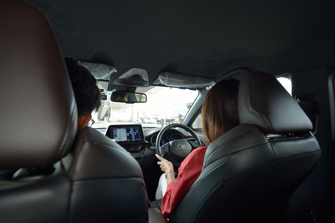 画像13: 「C-HR S-T ガソリン車(モデリスタ) 」TESTDRIVEインプレッション